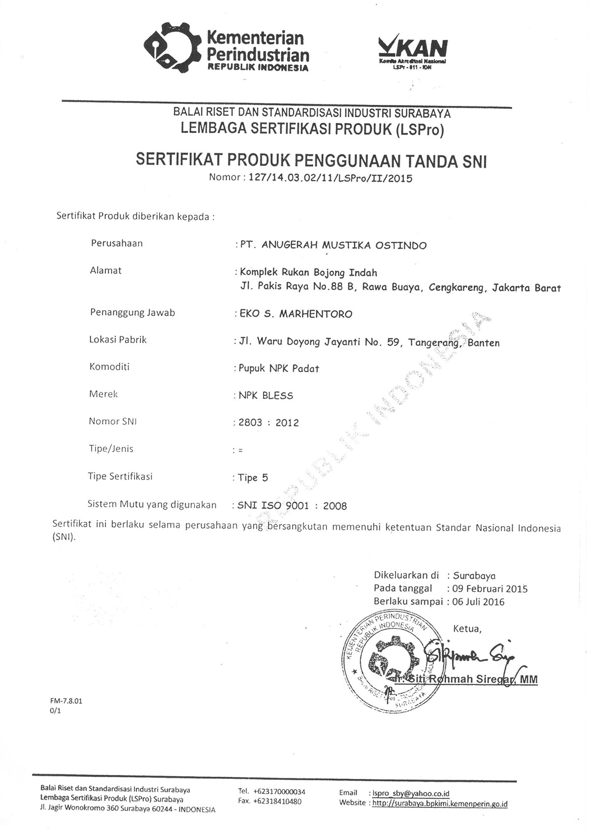 sertifikat-sni